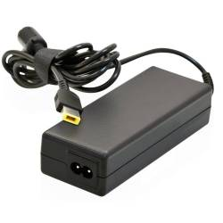 Cargador AC ALTERNATIVO 20V 4.5A 90W Conector Rectangular con Pin para LENOVO Thinkpad...