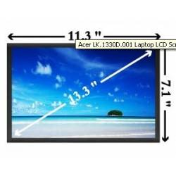 "Pantalla LCD CCFL 13.3"" WXGA 1280x800 Notebook Acer Asus Apple Compaq Dell HP IBM..."